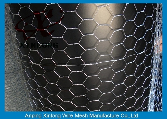 Cina Decorative Hexagonal Wire Mesh Plain Weave Style 0.6-1.4mm Wire Diameter pemasok