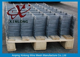 Cina Customized Reinforcing Wire Mesh Square Hole Shape OEM / ODM Available pemasok