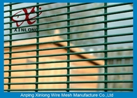 Cina Multi Function High Security Fence / Security Mesh Panels 76.2mm*12.7mm pabrik