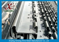 Cina Easy Install H Shaped Fence Posts , H Section Steel Fence Posts Ral Colors pabrik