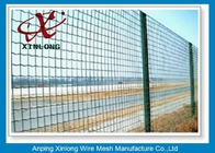 Hot Dipped Galvanized Euro Panel Fencing Corrosion Resistant For Boundary