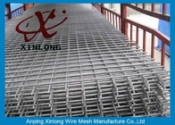 Cina Various Aperture Reinforcing Welded Wire Mesh For Concrete Slabs Square Hole Shape  pabrik