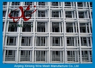 Cina 4x4 Stainless Steel Welded Wire Mesh Panels For Concrete Foundations pabrik
