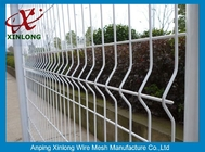 Waterproof Galvanized Wire Fence Panel, Wire Mesh Security Anggar